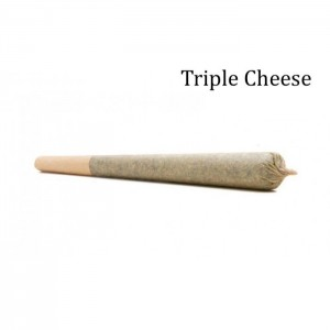 Triple Cheese Pre Rolled Cone