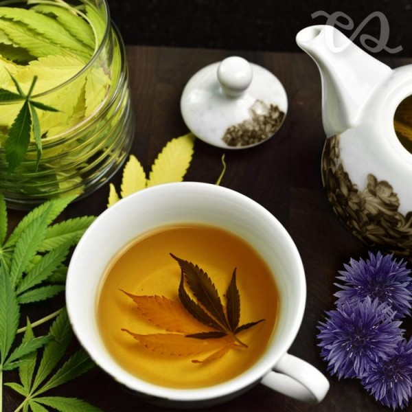Cannabis Earl Grey Tea Blend