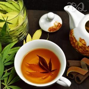 Cannabis Rooibos Chai Tea Blend
